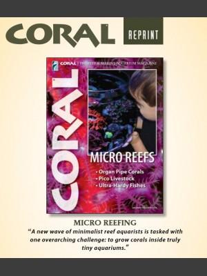 Micro Reefs - Reprint
