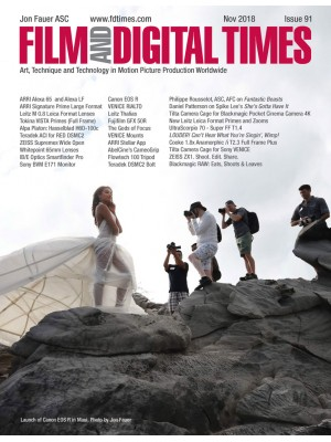 November 2018: Issue 91