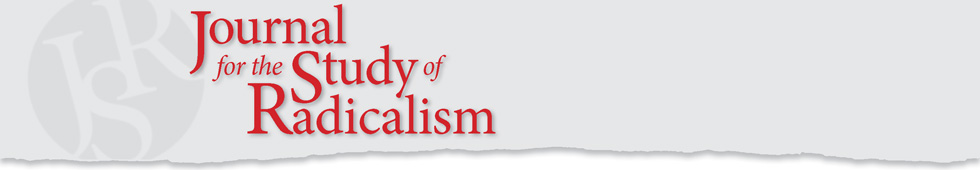 The Journal for the Study of Radicalism