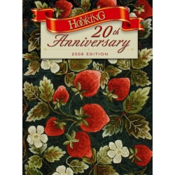 20th Anniversary Rug Hooking Magazine