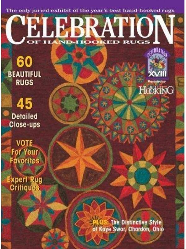 Rug Hooking Magazine