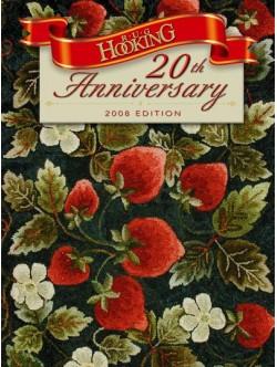 20th Anniversary Rug Hooking Magazine