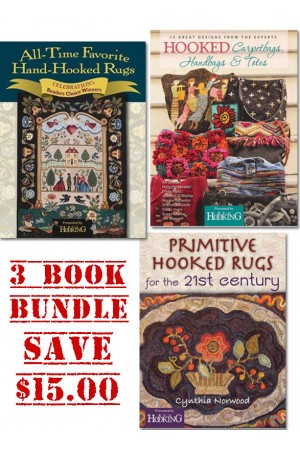 $15 Off 3 Books