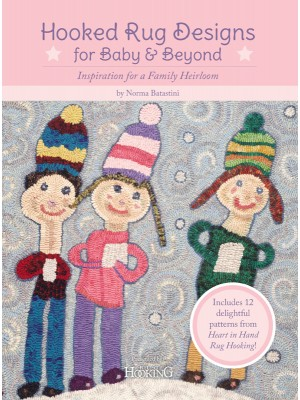 Hooked Rug Designs for Baby & Beyond