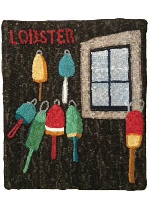 Lobster Buoys - Pattern