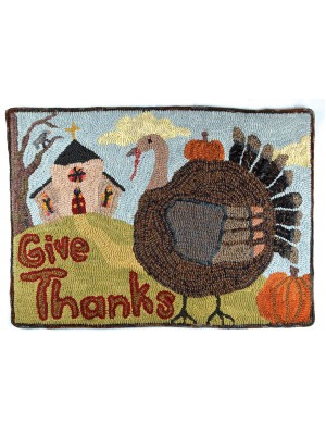 Give Thanks - Pattern