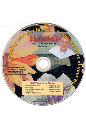 Learn At Home - DVD Vol 1