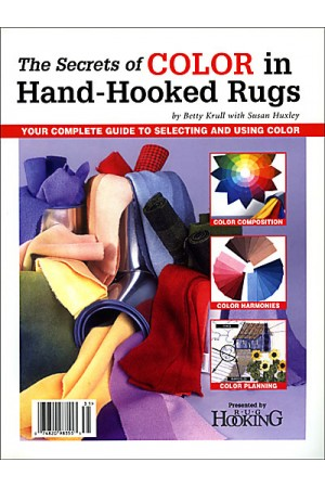 Secrets Of Color In Hand Hooked Rugs