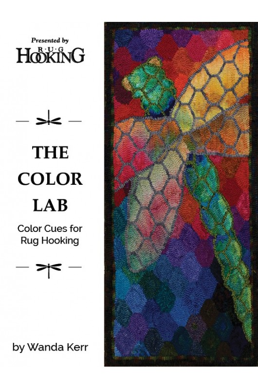 The Color Lab Cues For Rug Hooking