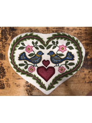 Love Birds - Pattern