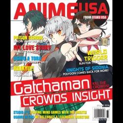 Anime USA - Spring 2016 (Print)