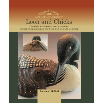 Loon and Chicks: Complete Step-By-Step Instructions